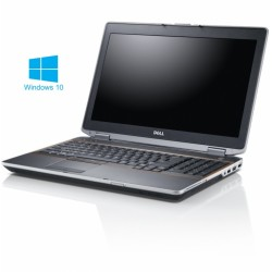 Dell Latitude E6520 / Intel Core i7 2710QM / 4 GB