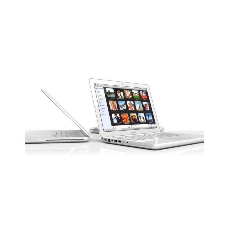 Apple Macbook White Unibody Mid 2010 Intel Core 2 Duo 24 Ghz